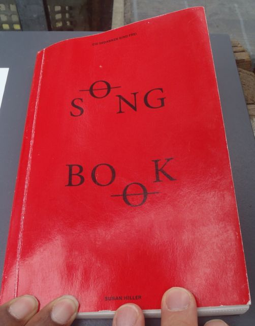 Susan Hiller's Song Book at dOCUMENTA (13)